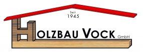 Holzbau Vock GmbH Logo